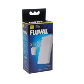 Fluval 104105/106/107 Foam Filter Block (2pcs)