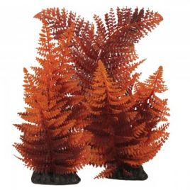 Hugo Kamishi Broad Leaf Fern Red 13cm