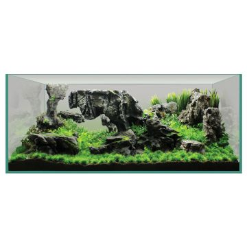 Hugo Kamishi Plant Display 12 120cm (ROCK PACK ONLY)