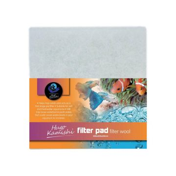 Hugo Kamishi Filter Wool Filter Pad