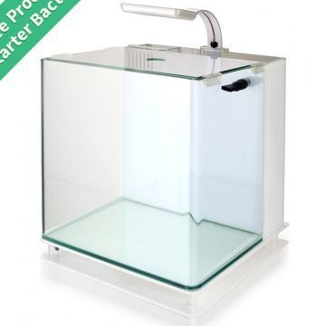 Innovative Marine NUVO Aquarium - Nano 8 (White)