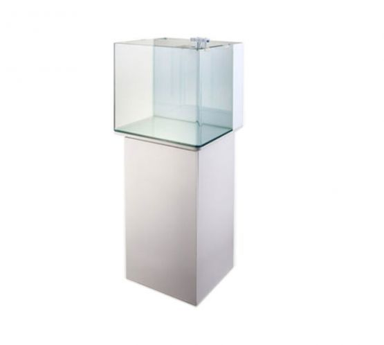 Innovative Marine NUVO Aquarium - Micro 30 (White) (Tank Only)