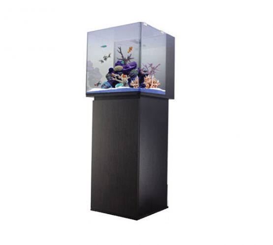 Innovative Marine NUVO Aquarium - Micro 30 (Black) (Tank Only)