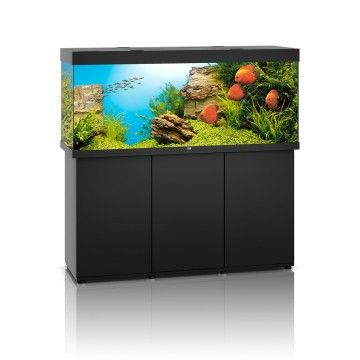 Juwel Rio 450 LED Aquarium And Cabinet (Black)