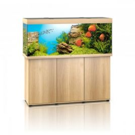Juwel Rio 450 LED Aquarium And Cabinet (Light Wood)