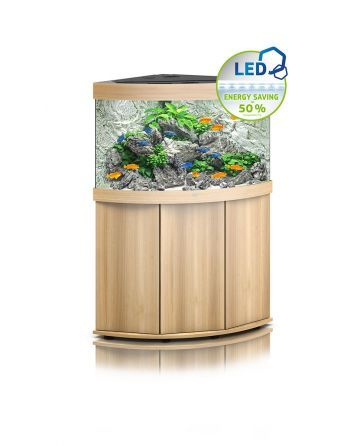 Juwel Trigon 190 LED Aquarium and Cabinet (Light Wood)