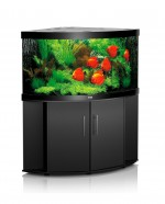 Juwel Trigon 350 Aquarium and Cabinet (Black)