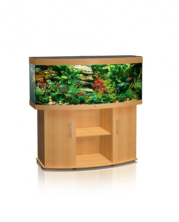 Juwel Vision 450 Aquarium and Cabinet (Beech)