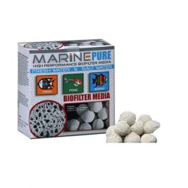 Marine Pure Biological Media - 1.5 Inch Spheres (1 Gallon)