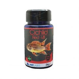 NT Labs Pro-F Cichlid Red 48 (60G)