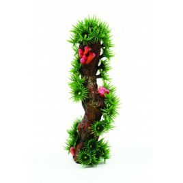 Natureform Artificial Branched Polyp Green