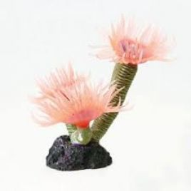 Natureform Artificial Feather Duster Pink
