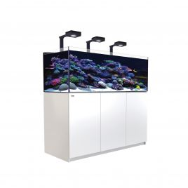 Red Sea Reefer XL 525 Deluxe Aquarium  (White) 3 x ReefLED 90