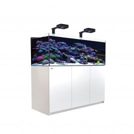 Red Sea Reefer XL 525 Deluxe Aquarium  (White) 2 x ReefLED 160S