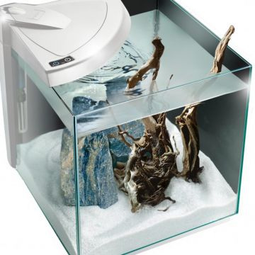 Newa More 50 Tropical Aquarium (White)