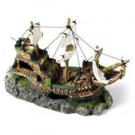 Classic Classic Galleon With Sails 330mm