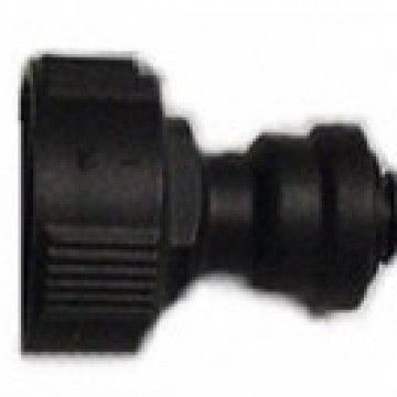 Threaded Garden Tap Connector (hose bib)