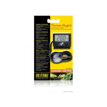 Combi Thermometers/Hygrometers