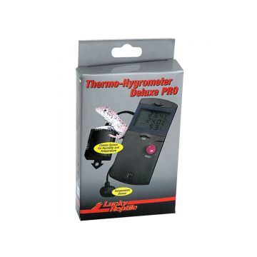 Lucky Reptile Thermometer-Hygro Deluxe Pro