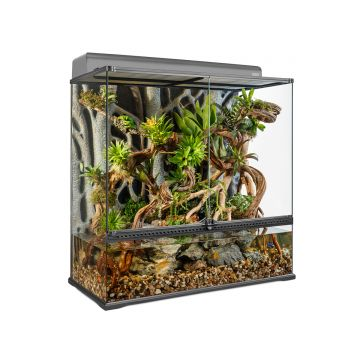 Exo Terra Glass Paludarium Large X-Tall - 90x45x90cm