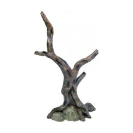 RepStyle Driftwood Stump with Rocks