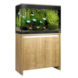 Fluval Roma LED 125 Aquarium and Cabinet - Oak