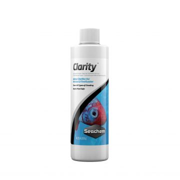Seachem Clarity Fresh and Salt Water Clarifier - 250ml