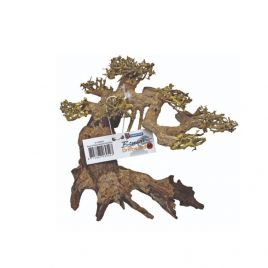 SuperFish Natural Wood Bonsai Driftwood M - 24x16x20cm
