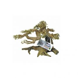 SuperFish Natural Wood Bonsai Driftwood S - 23x12x15cm