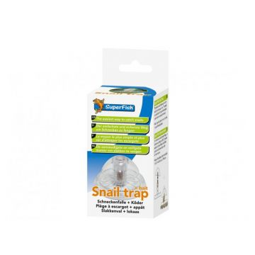 SuperFish Snail Trap and Bait