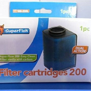 SuperFish Aqua Flow 200 Easy Click Cartridge