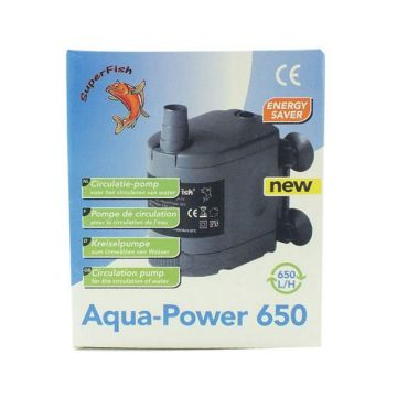 SuperFish Aqua Power 650