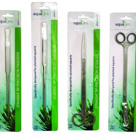 TMC Aquagro Straight Scissors