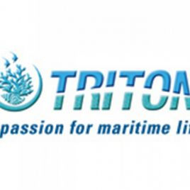 Triton Mixing Container