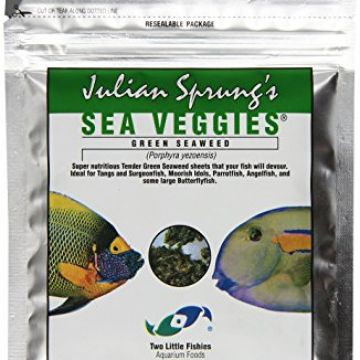 Julian Sprungs SeaVeggies Green Seaweed (12g)