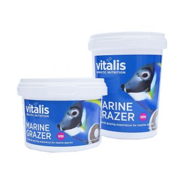 Vitalis  Mini MarineGrazer 240g (with two suction fittings)