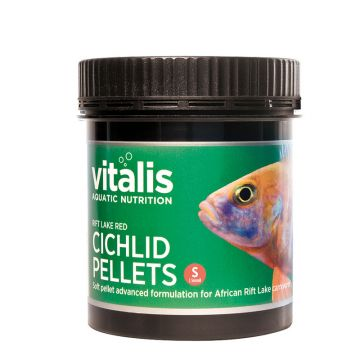 Vitalis Rift Lake Red Cichlid Pellets 300g