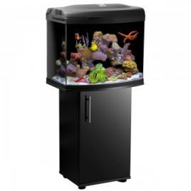 Aquael Reef Master Black Aquarium (TANK ONLY)