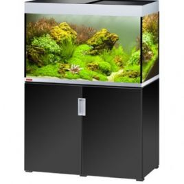 Eheim Incpiria 300 Black/Metallic Silver Aquarium