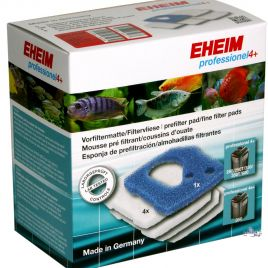 Eheim Professionel 4 Prefilter Pad and 4 Fine Filter Pads