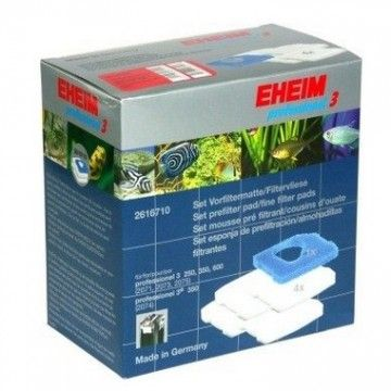 Eheim Pro 3 Blue and White Filter Pad Set for 250, 350 and 600 F