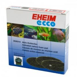 Eheim Ecco/Pro Carbon Filter Pads (3)