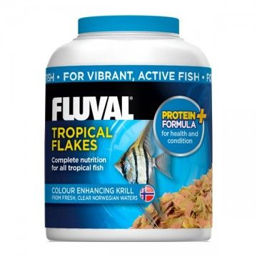 Fluval Tropical Flakes (54g)
