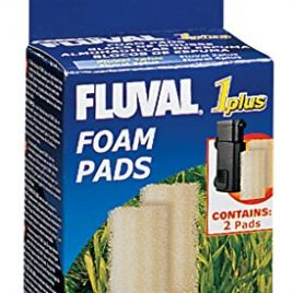 Fluval 1 Plus Foam Insert (2 Pcs)