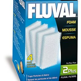 Fluval 2 Plus Foam Insert (4 Pcs)