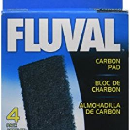 Fluval 2 Plus Carbon Pad (4 Pcs)