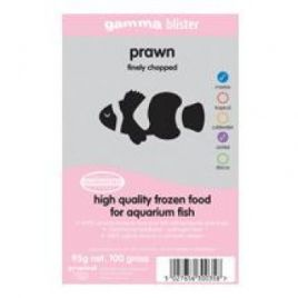 Gamma Chopped Prawn Blister Pack 100g