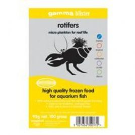 Gamma Rotifers Blister Pack 100g