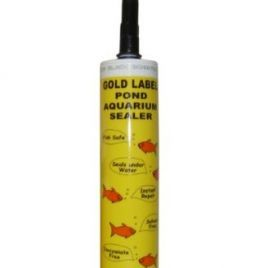 Gold Label Pond & Aquarium Sealer Black 290g