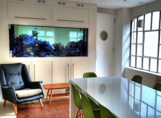 Shoreditch Park Penthouse Aquarium - Islington N1